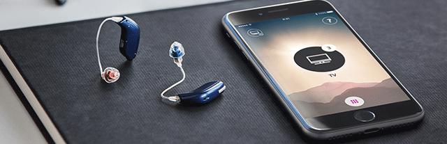 Слуховые аппараты с функцией тиннитус-терапии