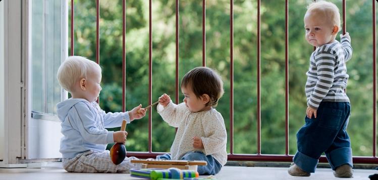 Нарушение слуха у детей в раннем возрасте