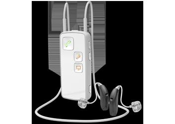 Беспроводной девайс к слуховому аппарату Oticon Streamer Pro