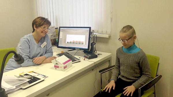 Детский слуховой аппарат Oticon Hit Pro Power для Валерии в Центре хорошего слуха