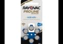 Слуховые батарейки 675 Rayovac Proline Advanced