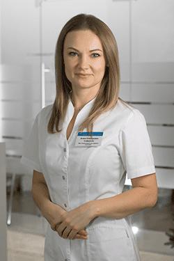 Сурдолог в Минске Сафарьян Алена Викторовна