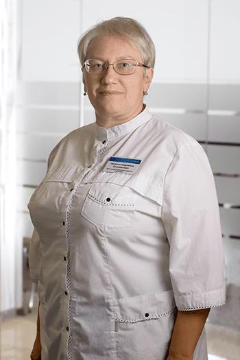 Сурдолог в Минске Сильванович Наталья Андреевна