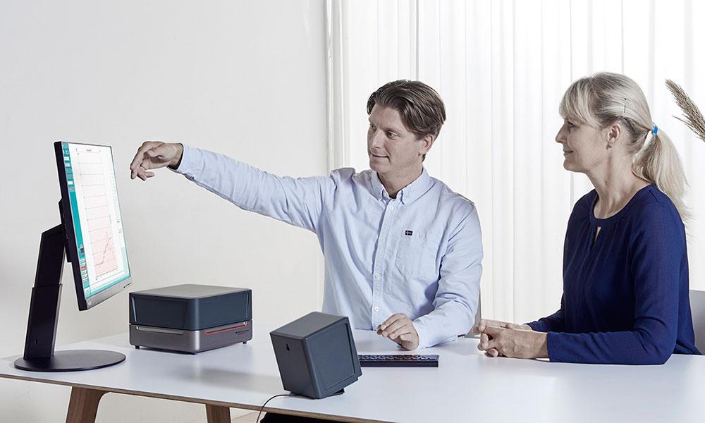 Affinity Compact в Центре хорошего слуха