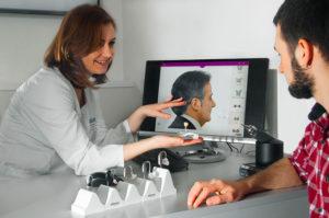 Подбор слуховых аппаратов
