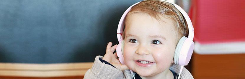Слуховая нейропатия у детей