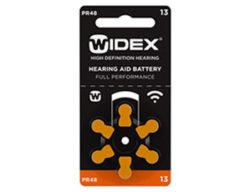 Батарейка №13 Widex для слухового аппарата