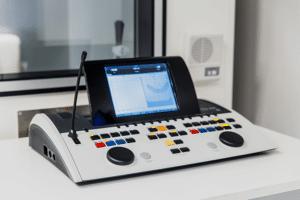 Аппарат для аудиометрии АС40