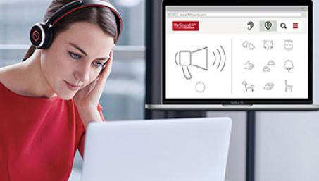 Пройдите проверку слуха онлайн