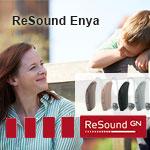 Скидка до 15% на слуховые аппараты ReSound Enya
