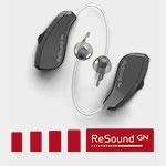 Скидка 15% + 2 года гарантии на заряжаемые Resound Linx Quattro